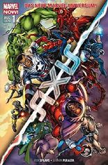 Axis Sonderband #1 - Carnage **Marvel Mega- Event 2015** (2015, Panini)