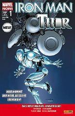 Iron Man/ Thor #1 (2015, Panini) ***MARVEL NOW***