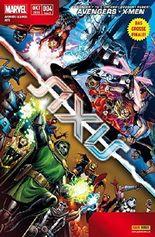 Avengers & X- Men: Axis #4 - **Marvel Mega- Event 2015** (2015, Panini)