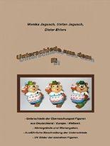 Unterschiede aus dem Ei: Überraschungsei Figuren Nachschlagewerk