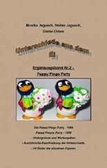 Unterschiede aus dem Ei - Band Nr.2 - Peppy Pingo Party: Ergänzungsband Nr.2 enthält die Unterschiede der Peppy Pingo Party.