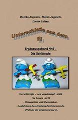 Unterschiede aus dem Ei - Band Nr.6 - die Schlümpfe: Die Schlümpfe 2013 aus Australien und Neuseeland