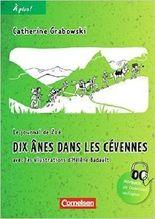 À plus! - Nouvelle édition: Band 2 - Dix ânes dans les Cévennes: Lektüre (Französisch) ( Januar 2015 )