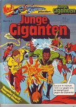 Junge Giganten Sonderalbum Nr. 02 Doppelter Angriff - Feuer und Wasser