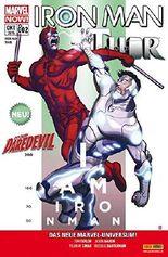 Iron Man / Thor #2 - Iron Man gegen Daredevil (2015, Panini) *Marvel Now*