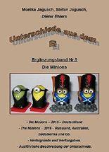 Unterschiede aus dem Ei - Band Nr.9 - Minions: Unterschiede der Minions Figuren aus dem Überraschungsei