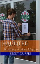 HAUNTED: A Jenny Watkins Mystery