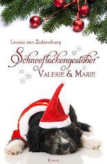 Schneeflockengestöber: Valerie und Marie