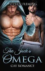 The Jock's Omega: Gay Romance ((M/M MPREG Romance) Gay Romance LGBT Christmas Short Stories)
