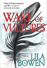 Wake of Vultures (The Shadow) by Lila Bowen (2015-10-27)