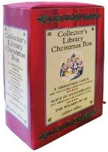 Collector's Library Christmas Box: A Christmas Carol/Alice in Wonderland/The Wizard of Oz by Charles Dickens (2010-10-01)