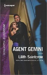 Agent Gemini (Harlequin Romantic Suspense) by Lilith Saintcrow (2015-12-01)