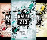 Raum 213 (Reihe in 4 Bänden)