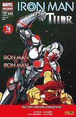 Iron Man / Thor #8 - Iron Man vs. Iron Man (2016, Panini) *Marvel Now*