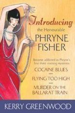 [(Introducing the Honourable Phryne Fisher)] [By (author) Kerry Greenwood] published on (October, 2011)