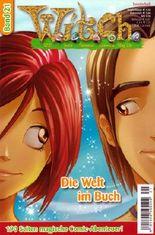 W.i.t.c.h. Band 21 - Die Welt im Buch