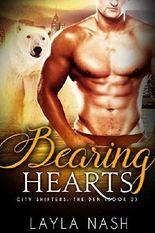 Bearing Hearts (City Shifters: the Den Book 2)