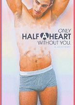 Only Half A Heart Without You... [Gay Romance]