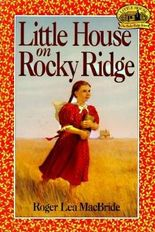 By MacBride, Roger Lea ( Author ) [ Little House on Rocky Ridge By Jul-1993 Paperback