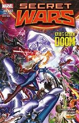 Secret Wars #7 - Krieg gegen Doom (2016, Panini)