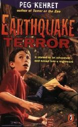 Earthquake Terror (Puffin Novel) by Peg Kehret (1998-05-01)