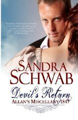 Devil's Return: Allan's Miscellany 1847 by Sandra Schwab (2014-12-06)