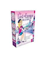 The Lost in Europe Collection: Lost in London; Lost in Paris; Lost in Rome (mix) by Cindy Callaghan (2015-09-22)