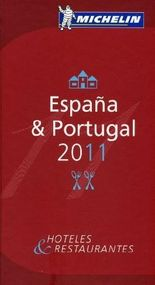 MICHELIN Red Guide Espana and Portugal 2011(Spain and Portugal) (Michelin Red Guide Espana/Portugal (Spain/Portugal): Hotels) (Spanish Edition) by Michelin (2011-02-16)
