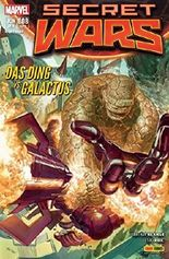 Secret Wars #8 - Das Ding vs. Galactus (2016, Panini)