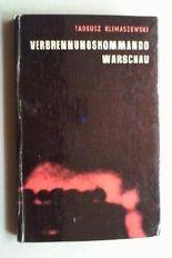 Verbrennungskommando Warschau. (Deutsch von Jutta Janke).
