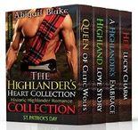 HISTORICAL HIGHLANDER ROMANCE: The Highlander's Heart Collection (Highlander Scottish Regency Box Set Romance)