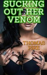Sucking Out Her Venom: Spider Peril (Shemale-On-Female Lesbian First Time Extreme Size Transgender Erotica)