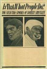 Is That What People Do?: Short Stories by Robert Sheckley (1984-06-06)