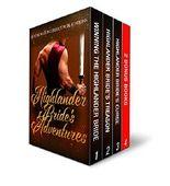Romance: Marriage of Convenience Romance: Highlander Bride's Adventures ( Mail Order Bride Scottish Romance Box Set)