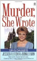 Murder, She Wrote: Gin and Daggers by Jessica Fletcher (2000-04-01)