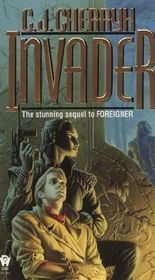 Invader: Book Two of Foreigner by C. J. Cherryh (1996-02-01)