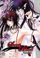 Sweet Blood Volume 4