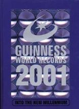 Guinness World Records 2001 by Guinness World Records Editors (2001-01-01)