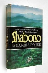 Shabono by Florinda Donner (1982-08-01)