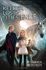Exile (Keeper of the Lost Cities) by Shannon Messenger (2013-10-01)