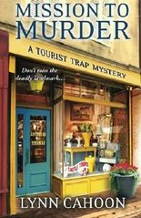 Mission to Murder by Lynn Cahoon (2014-07-01)