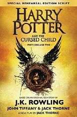 Harry Potter and the Cursed Child - Parts One & Two (Special Rehearsal Edition Script): The Official Script Book of the Original West End Production by J.K. Rowling (2016-07-31)