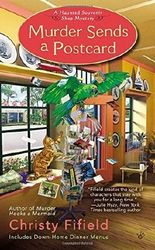 Murder Sends a Postcard (Haunted Souvenir Shop) by Christy Fifield (2014-01-07)