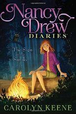 The Sign in the Smoke (Nancy Drew Diaries) by Carolyn Keene (2016-05-10)
