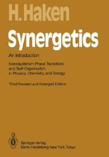 Synergetics: An Introduction (Springer Series in Synergetics) by Hermann Haken (2012-03-30)