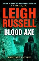 Blood Axe by Leigh Russell (2015-11-20)