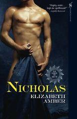 Nicholas: The Lords of Satyr by Elizabeth Amber (2007-08-01)