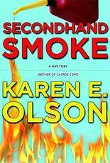 Secondhand Smoke by Karen E Olson (2006-09-27)