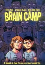 Brain Camp by Susan Kim (2010-08-03)