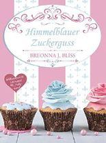 Himmelblauer Zuckerguss